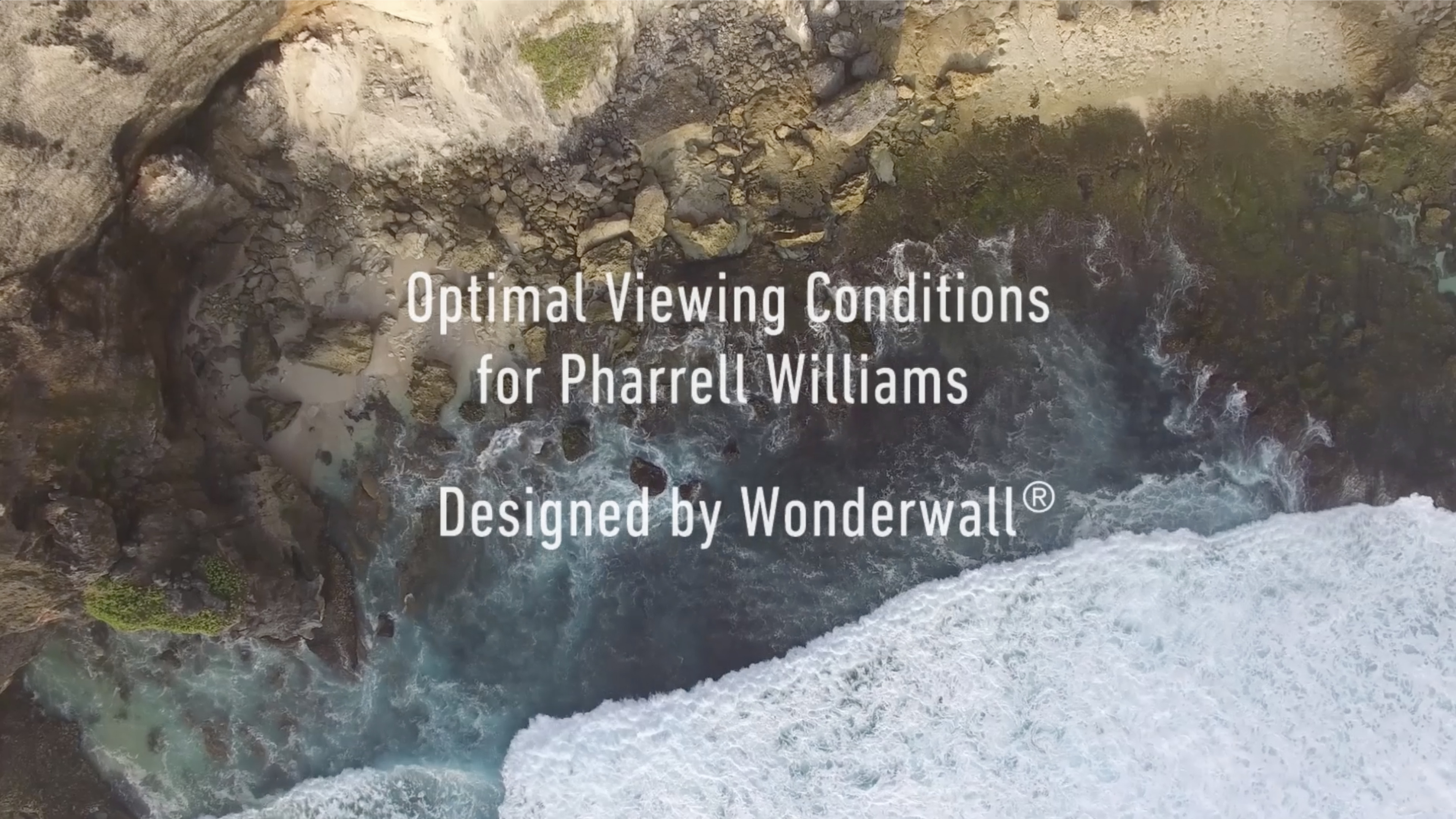 「Optimal Viewing Conditions」のサウンドをNFが担当